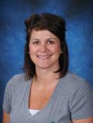 Photo of Mrs. Boudreau.