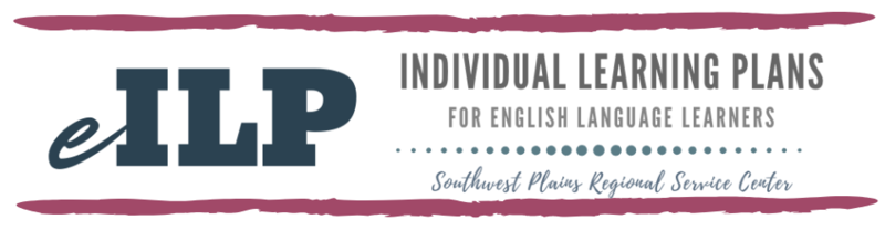 eILP - Individual Learning Plans for english language learners.