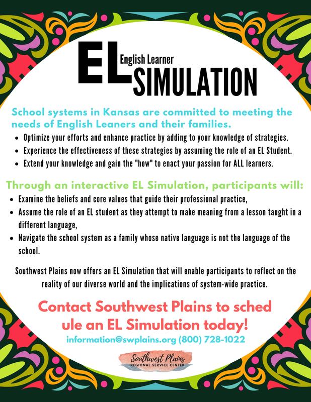 EL SIMULATION - ENGLISH LEARNER
