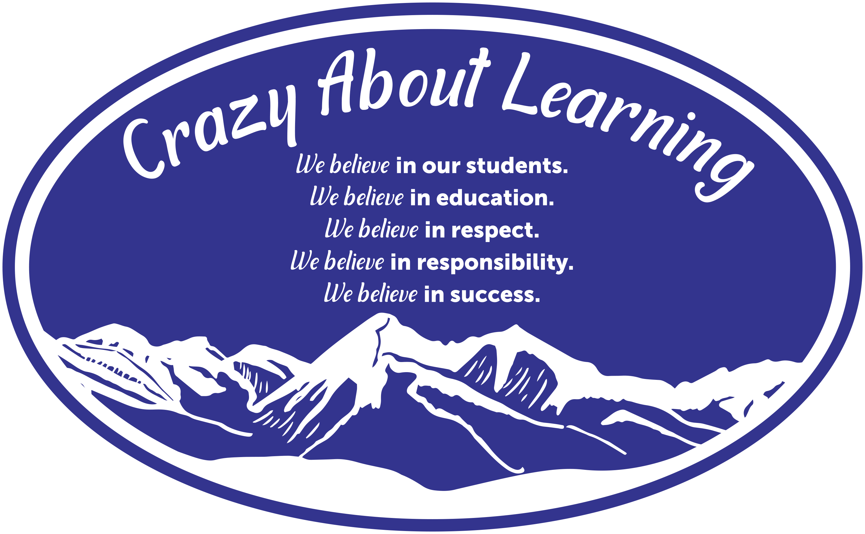 CRAZY ABOUT LEARNING LOGO