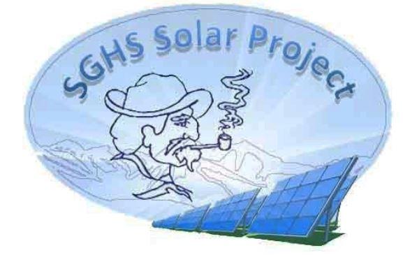 SGHS SOLAR PROJECT LOGO