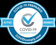 COVID 19 Prepared. Covidcomply.com