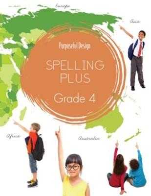 spelling, grade 4