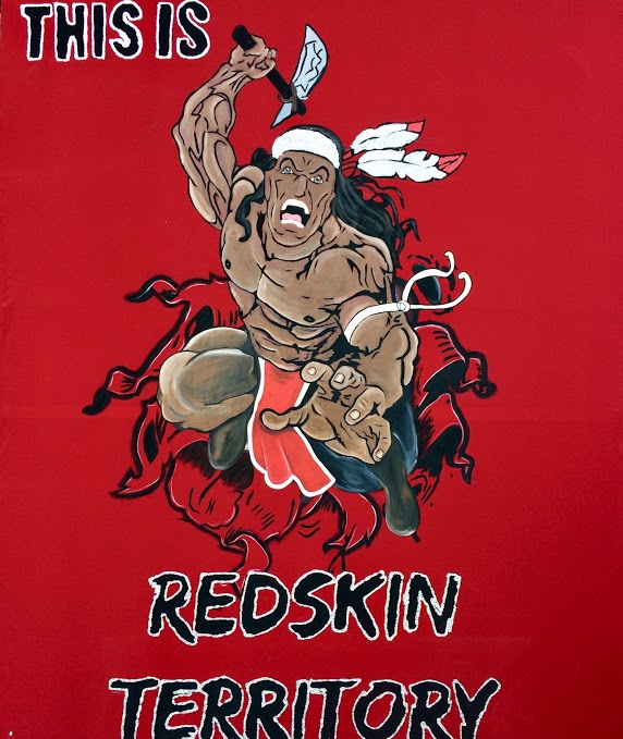 Redskin Territory