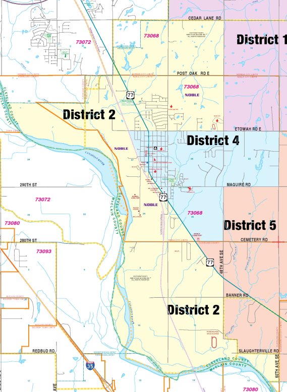 map District 2