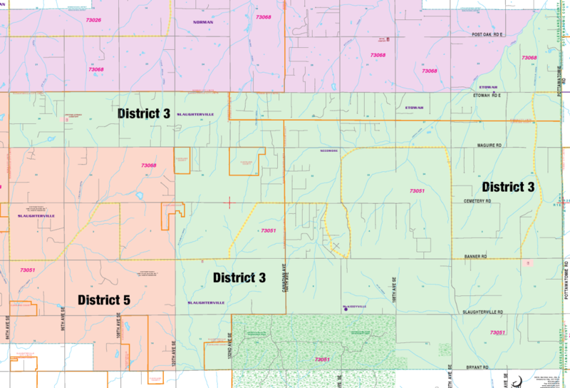 map District 3