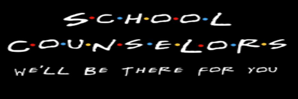 school counselors friends theme