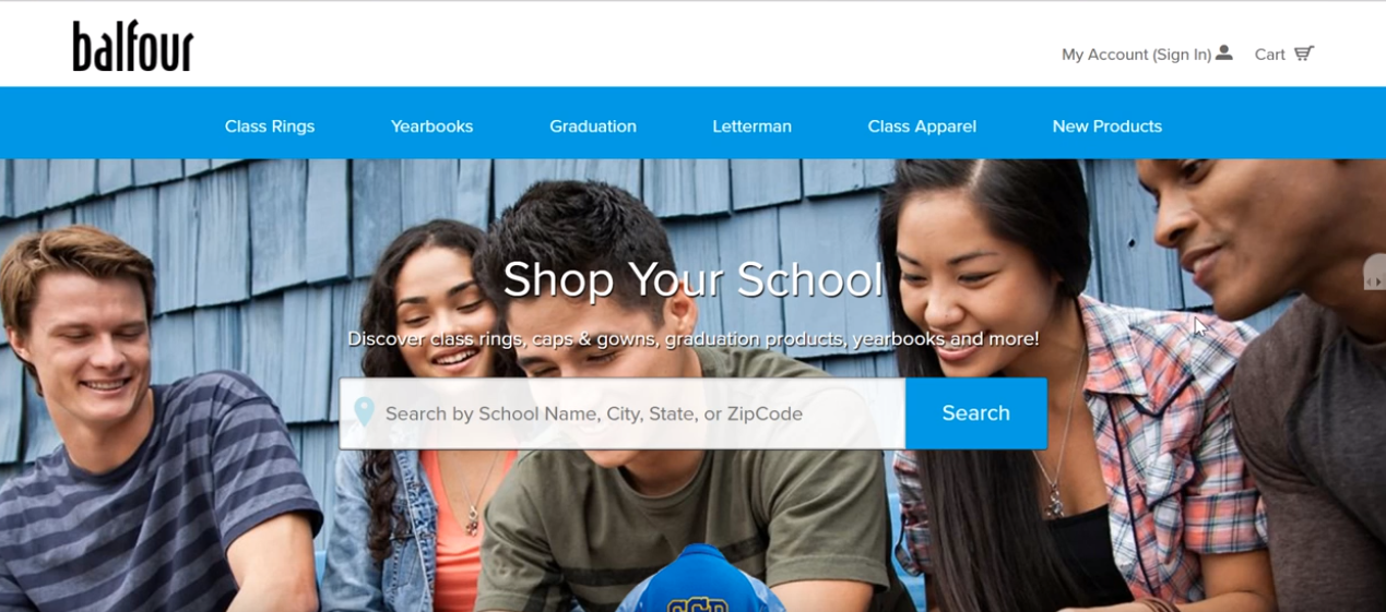 Screenshot of the Parent Ads Tutorial portal