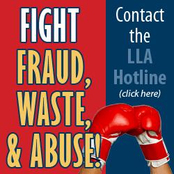 Contact the LLA Hotline