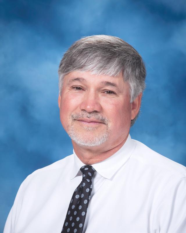 Principal, Tony Antley