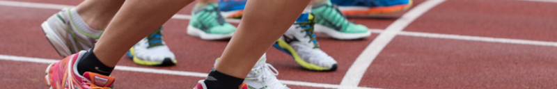 Track and Field Header