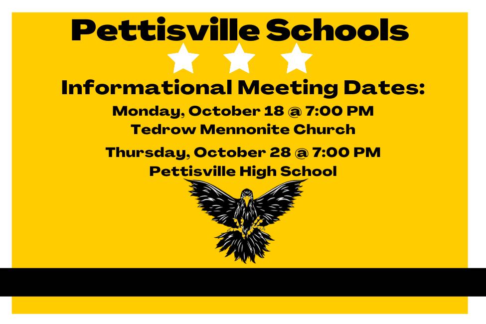 info meetings