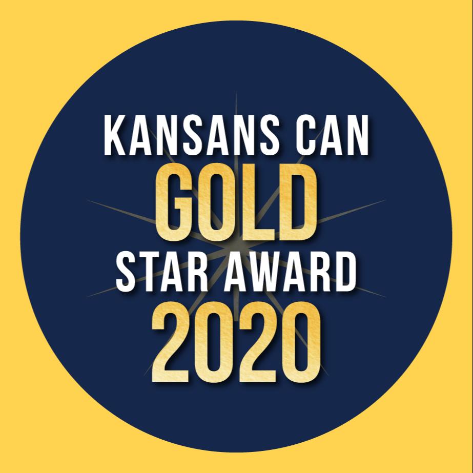 2020 Graduation Gold Star Award