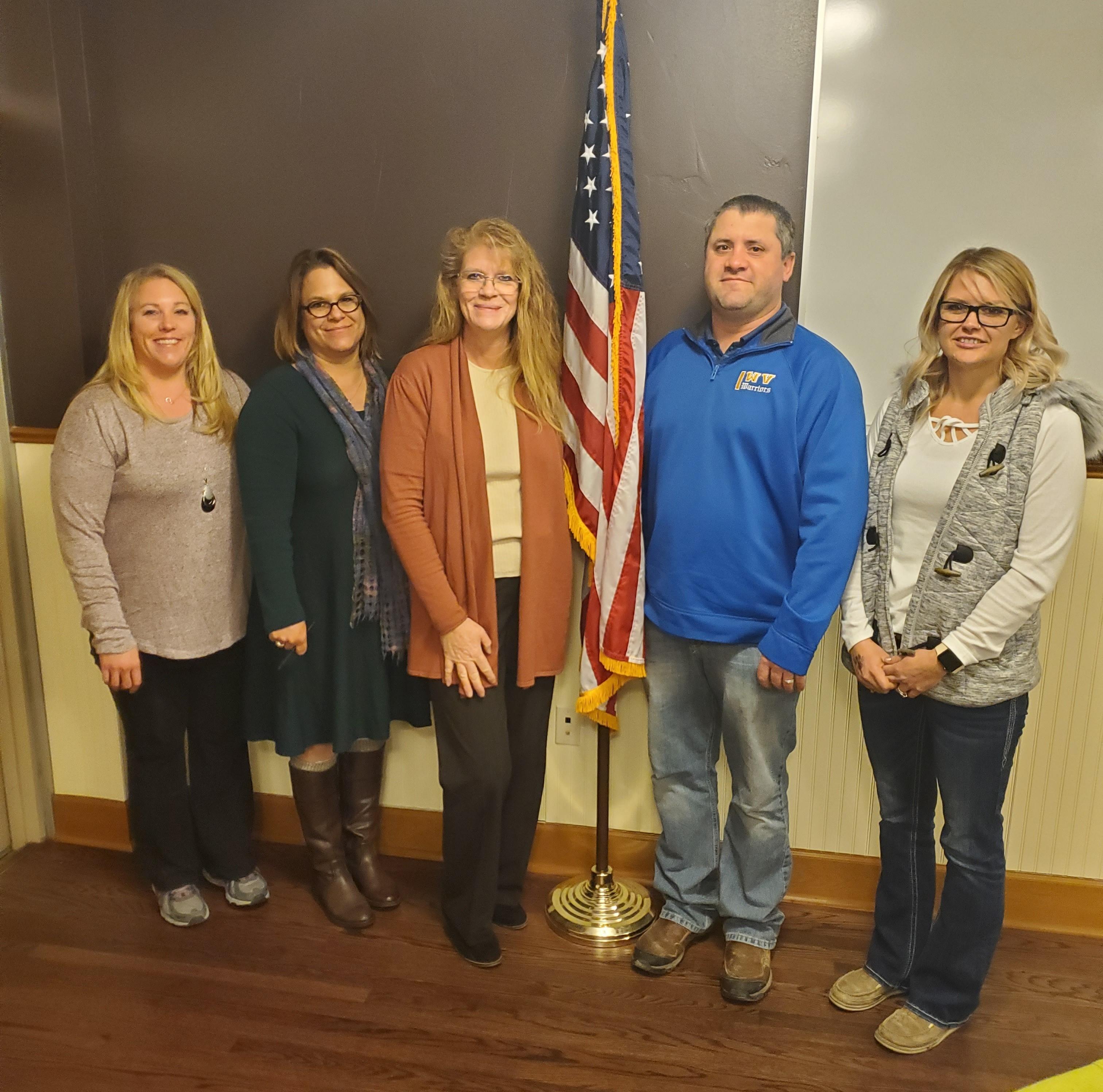 Weldon Valley School Board Members