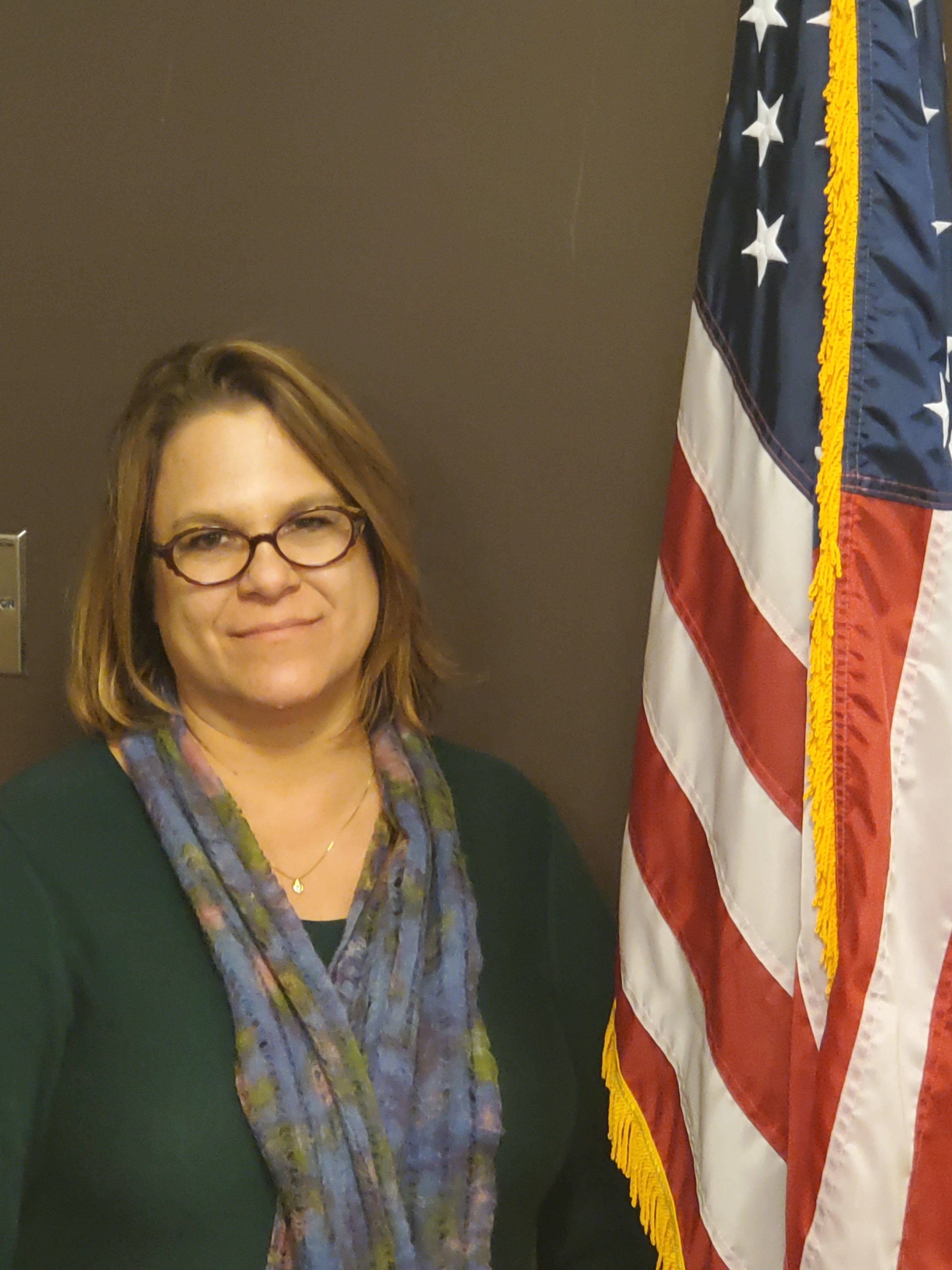 Vice President Zoey Loomis