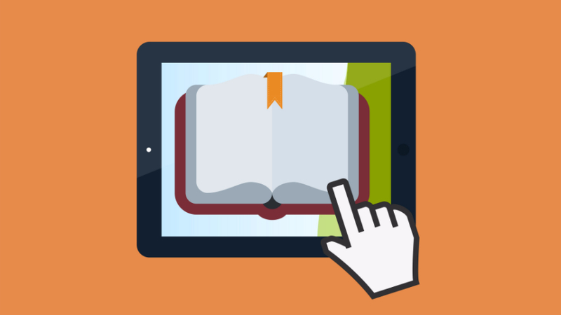 Image of books.