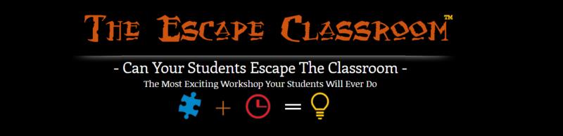 THE ESCAPE CLASSROOM
