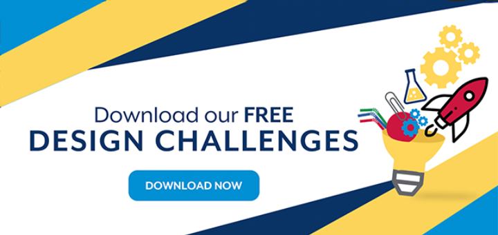 DOWNLOAD OUR FREE DESIGN CHALLENGES
