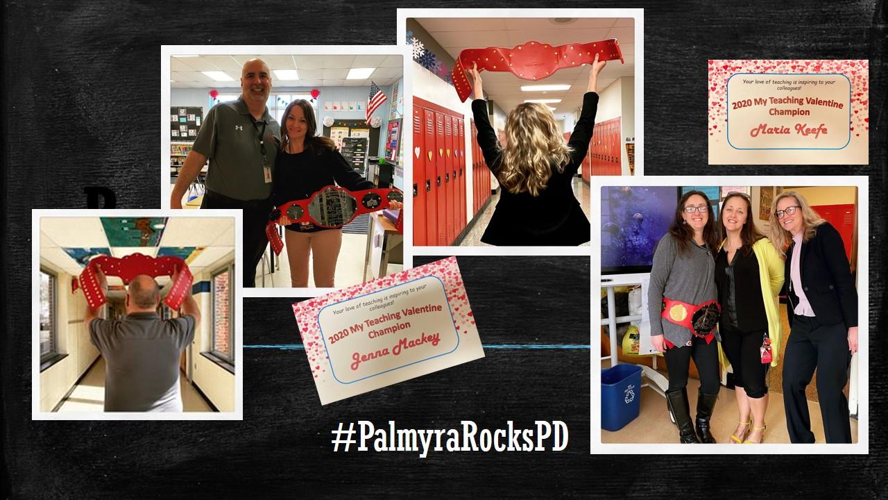 Photo of a PalmyraRocksPD activity.