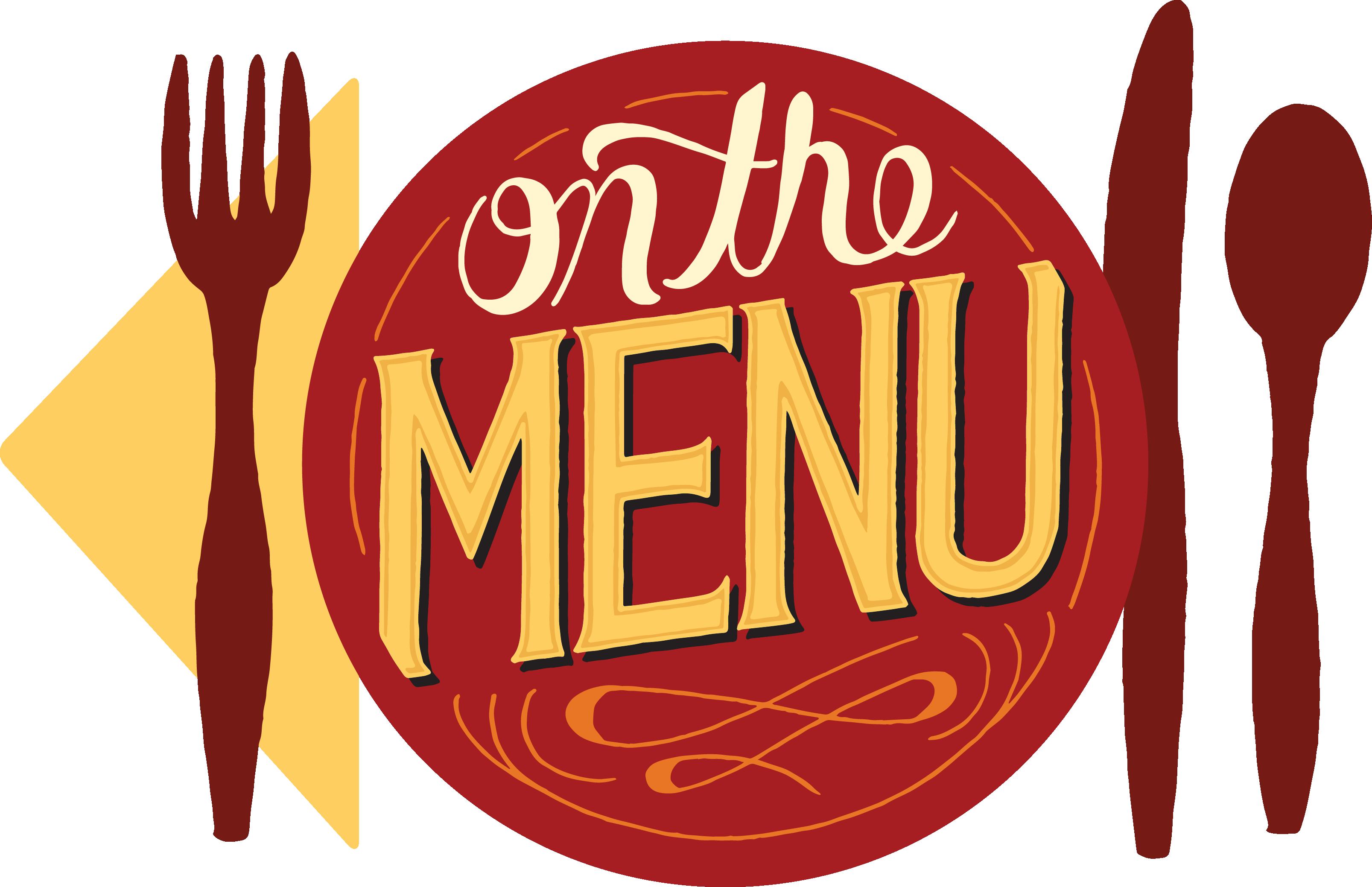 On the menu