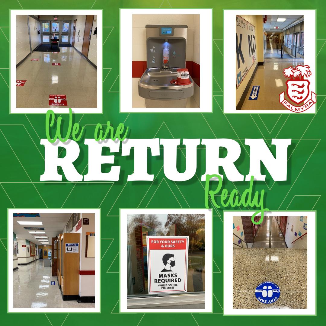 Return ready