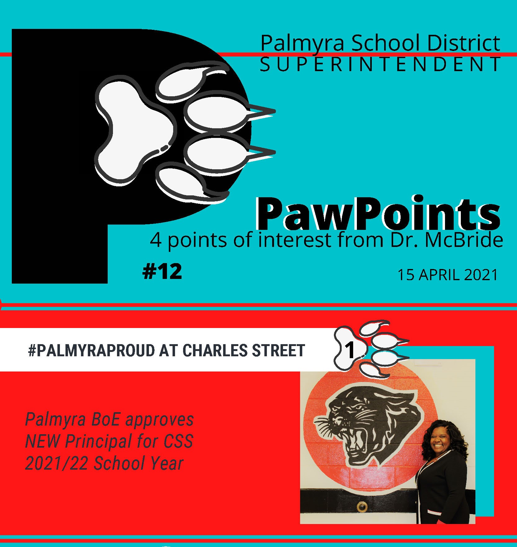Weekly PawPoints Cover Logo