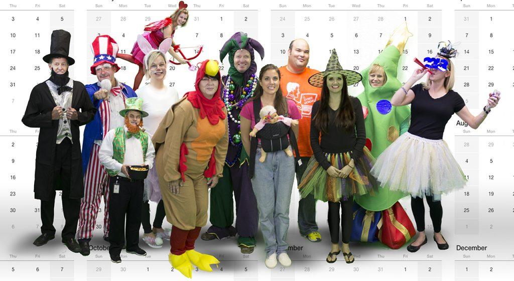 all holiday costumes
