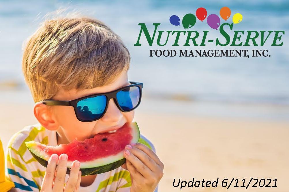 Nutri-Serve Summer Meals