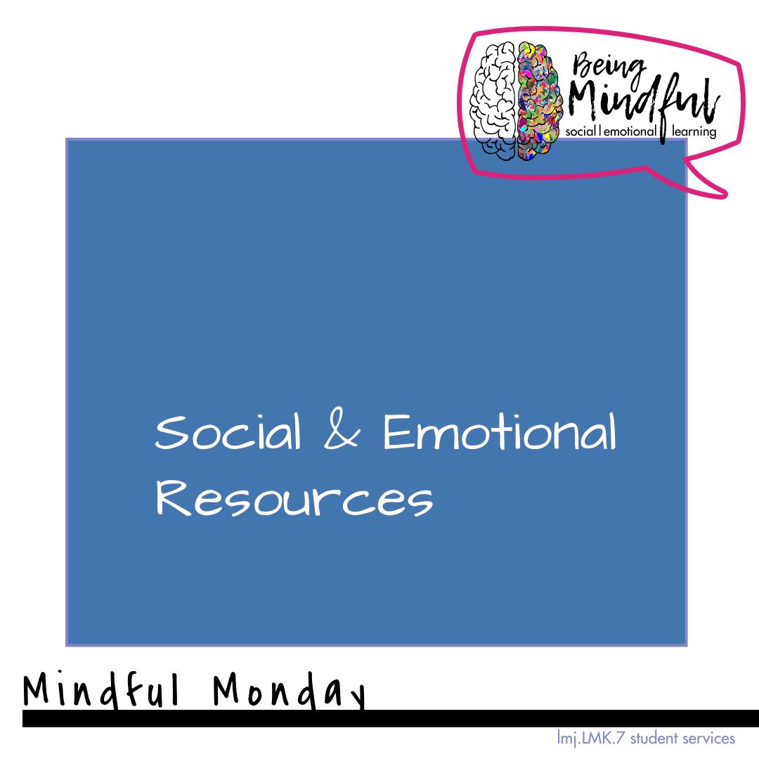 Mindful Monday blank