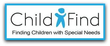 Project Child Find- finding children with special needs