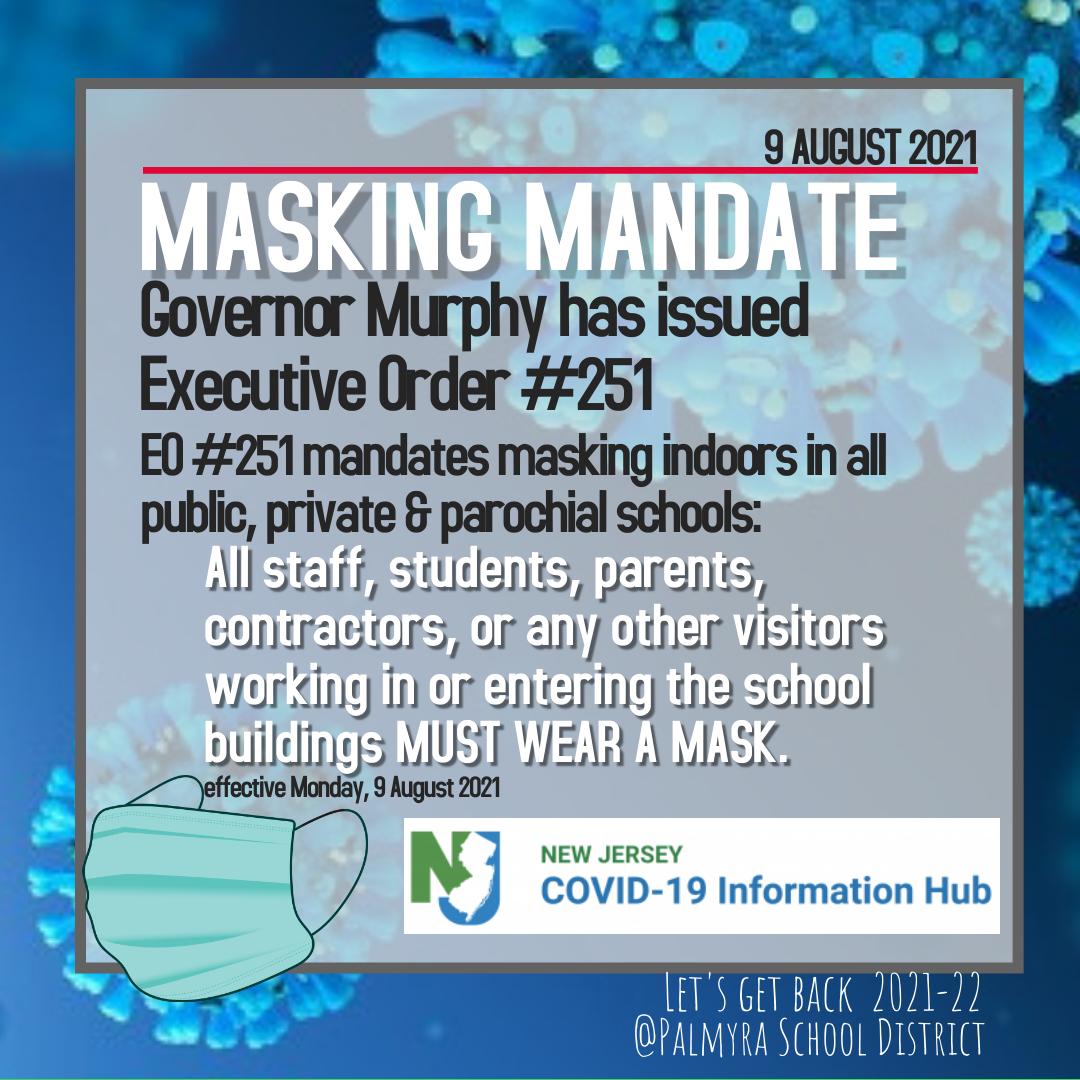 MASKING MANDATE #251