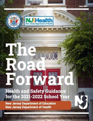 The Road Forward NJDOH NJDOE cover