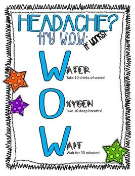try WoW for headaches