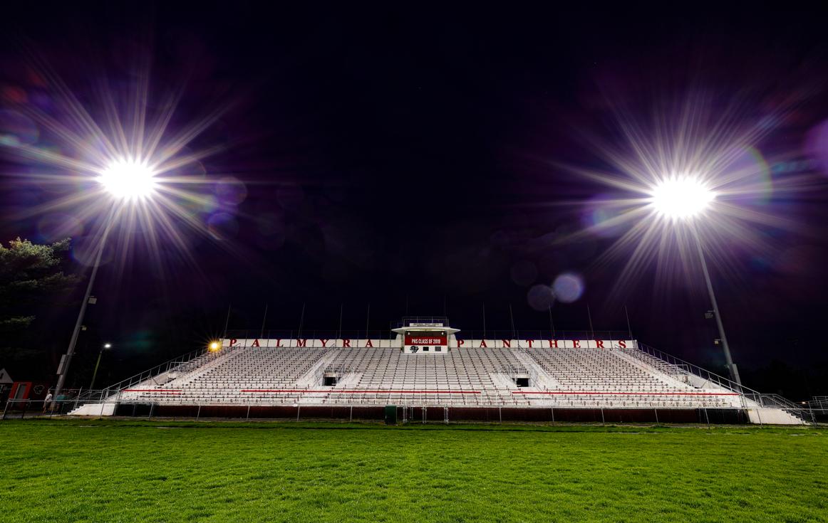 matt curtis stadium at night cred: eric stoner