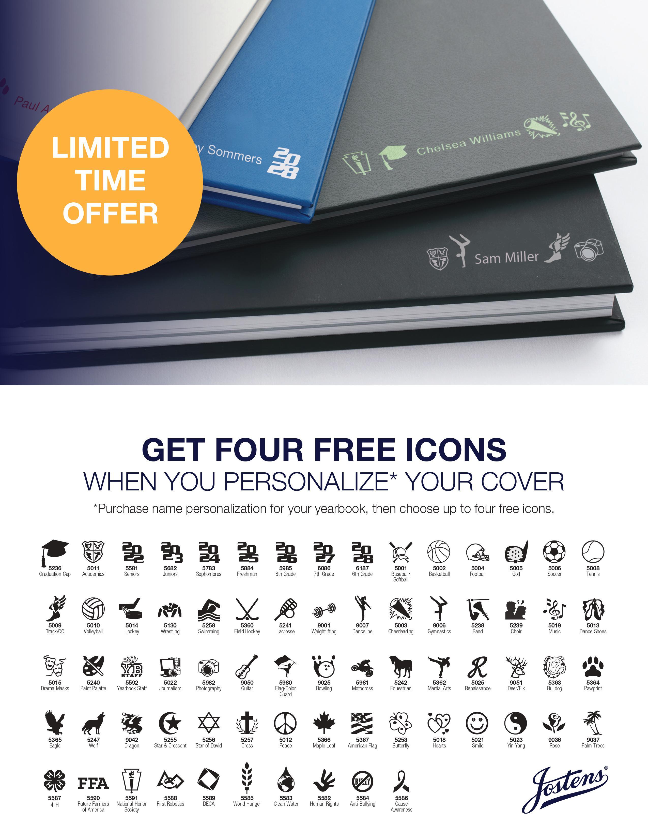 Four Free Icons!