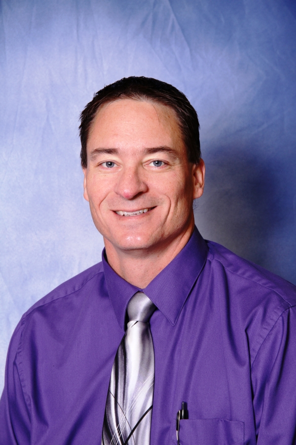 Photo of Dr. Mike Perry.