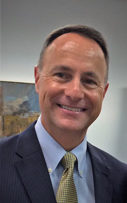 Photo of Superintendent Paul Smith