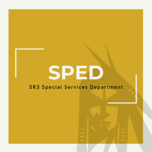 Special Services Department LOGO
