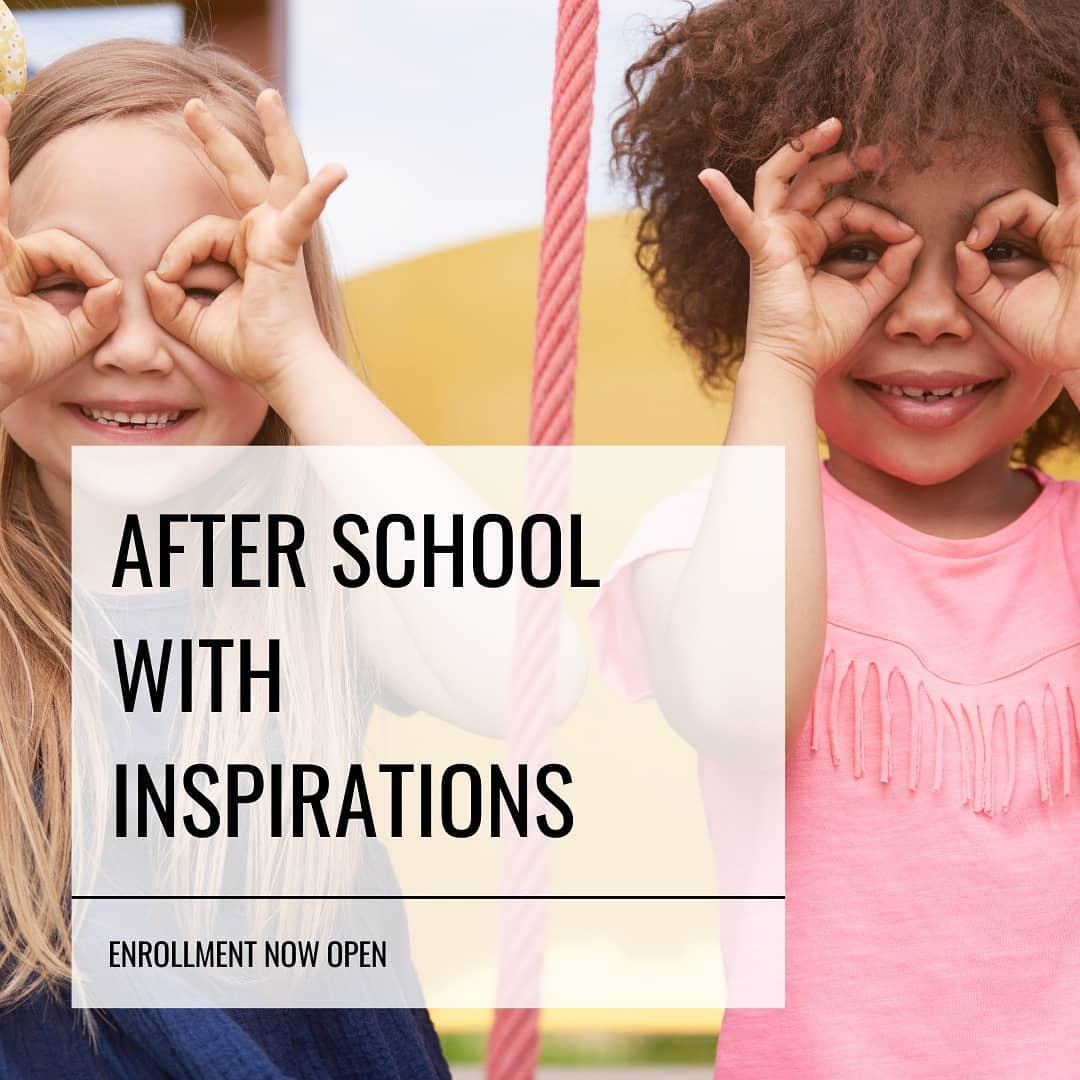 After school with Inspirations