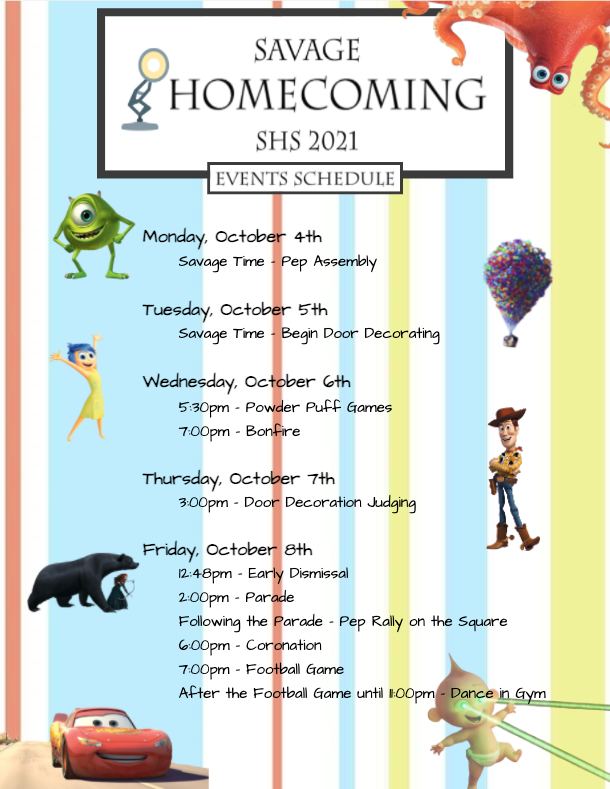SHS Events