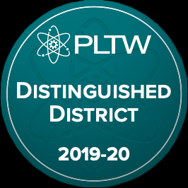 Distinguished District Award
