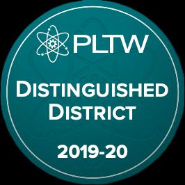 Distinguished District Award