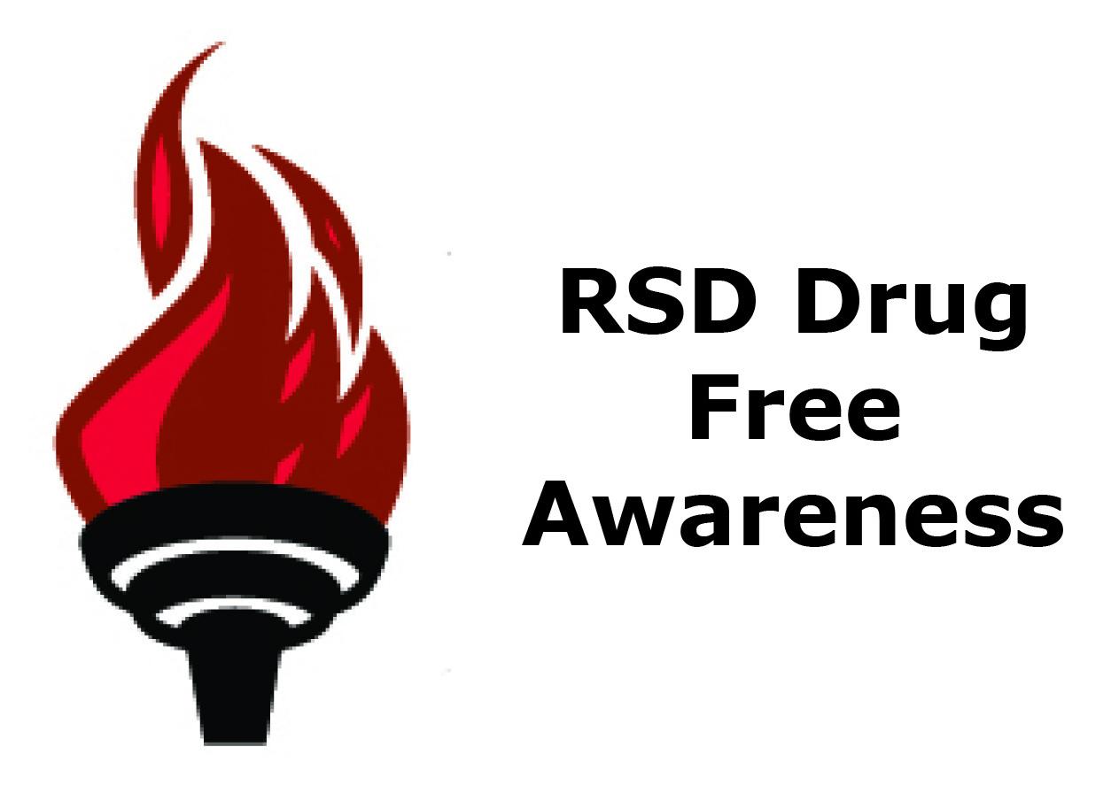 RSD Drug Free Awareness