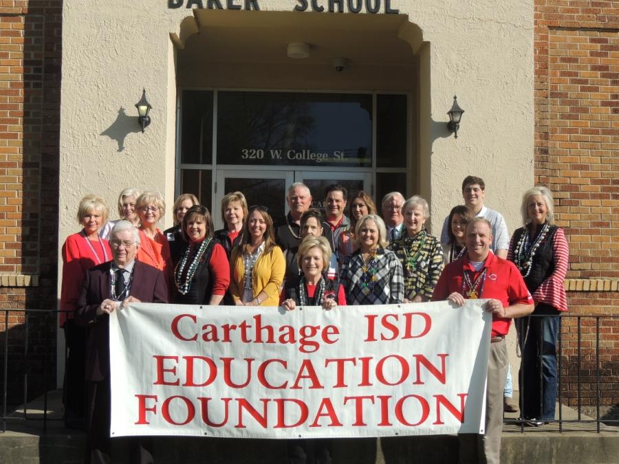 Carthage ISD Education Foundation