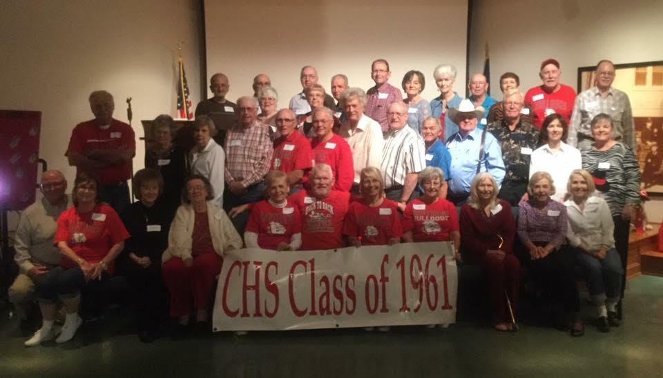 CHS Class of 1961