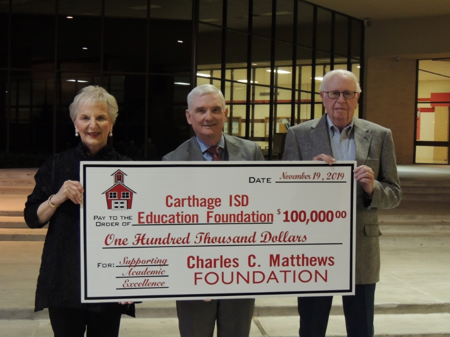 Charles C. Matthews Foundation