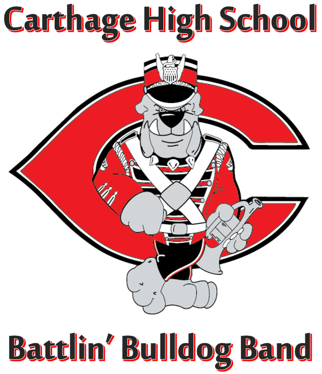 Carthage High School Battlin' Bulldog Band