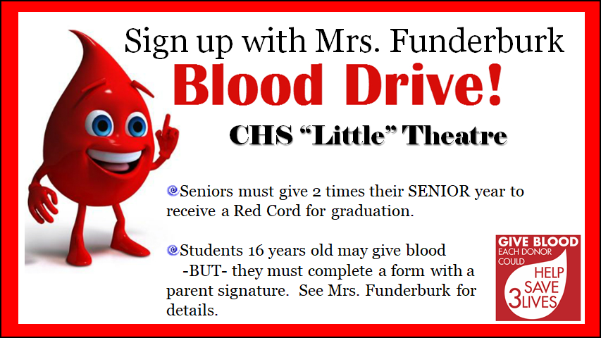 Sign Up with Mrs. Funderburk