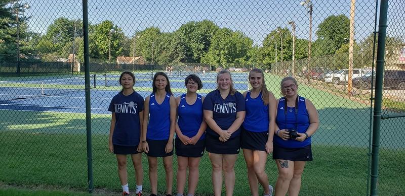 Tenis team