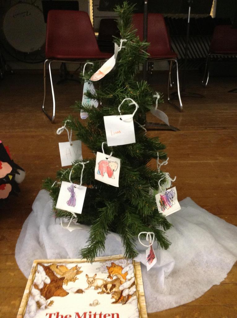 Holiday Trees -- 2018
